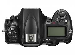 Nikon D700 tělo - pohled shora