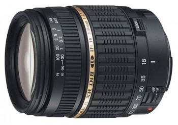 TAMRON AF 18-200mm F/3.5-6.3 Di-II pro Canon XR LD Asp. (IF)