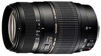 TAMRON AF 70-300mm F/4-5.6 Di pro Canon LD Macro 1:2