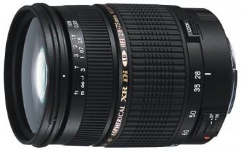 TAMRON AF SP 28-75mm F/2.8 Di pro Canon XR LD Asp. (IF) Macro