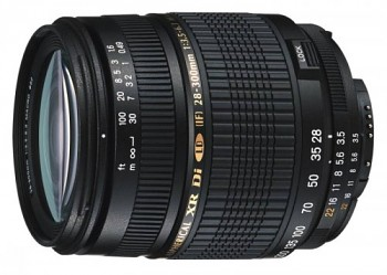 TAMRON AF 28-300mm F/3.5-6.3 Di pro Pentax XR LD Asp. (IF)