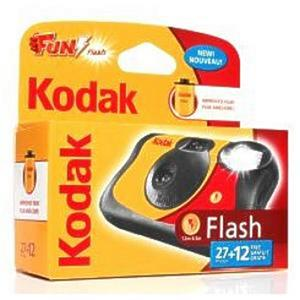 KODAK SUC Fun Flash 27+12exp