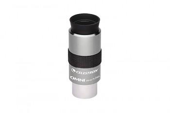 """Celestron Okulár 40mm OMNI 1.25"""" 93324"""