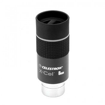 "Celestron Okulár X-CEL 8mm 1.25"" 93388"