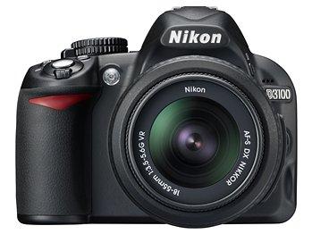 Nikon D3100 + 18-55 mm VR + 55-300 mm VR