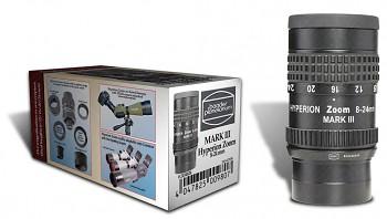 """Okulár Baader Hyperion 68° 8-24 mm ClickStop Zoom MARK III  2""""/1.25"""""""