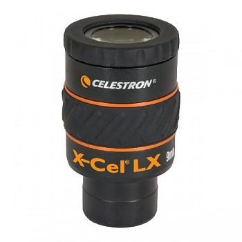 Celestron Okulár X-CEL LX 9mm