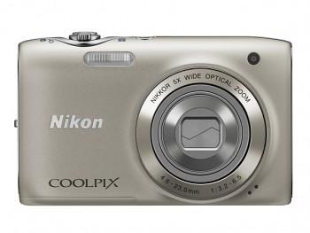 Nikon COOLPIX S3100 stříbrný