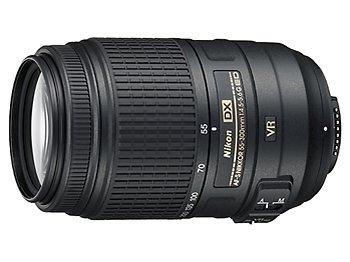 NIKON 55-300MM F4.5-5.6G AF-S DX VR