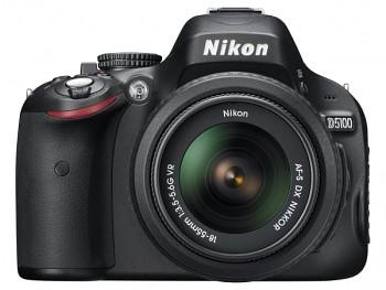 NIKON D5100 + 18-55 AF-S DX VR + 55-300 AF-S VR