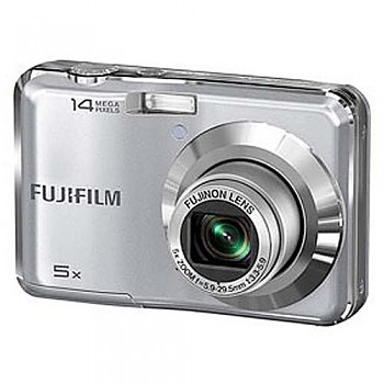Fujifilm FinePix AX300 stříbrný