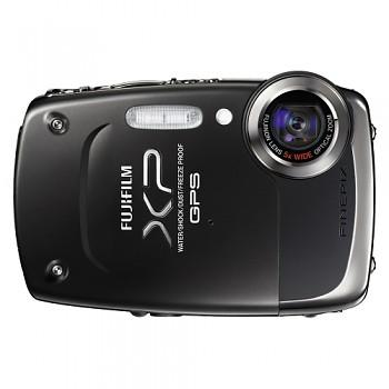 Fujifilm FinePix XP30 černý GPS