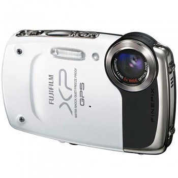 Fujifilm FinePix XP30 bílý GPS