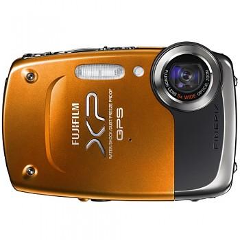 Fujifilm FinePix XP30 oranžový GPS