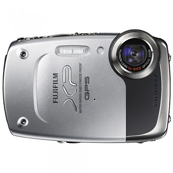Fujifilm FinePix XP30 stříbrný GPS