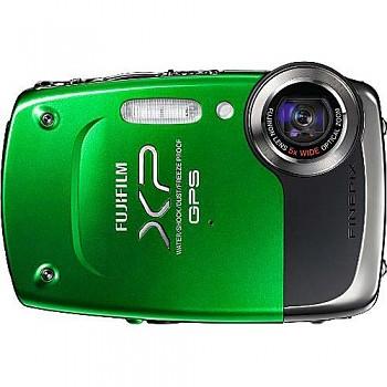 Fujifilm FinePix XP30 zelený GPS
