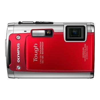 Olympus TG-610 červený
