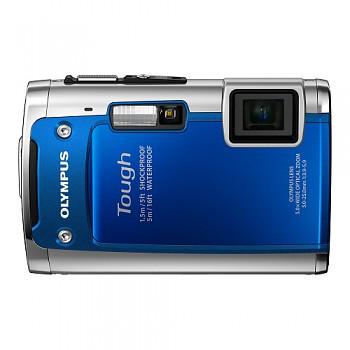 Olympus TG-610 modrý