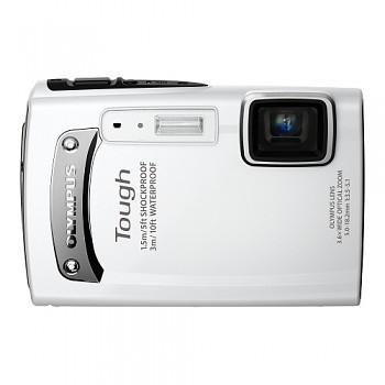 Olympus TG-310 bílý
