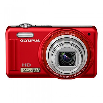 Olympus VR-320 červený