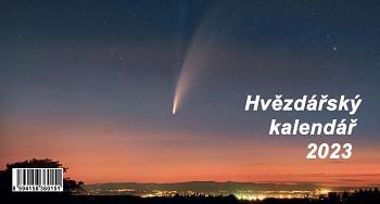 Hvězdářský kalendář 2022