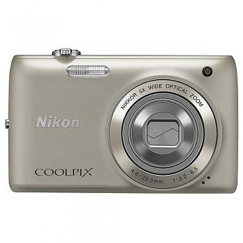 Nikon Coolpix S4150 stříbrný