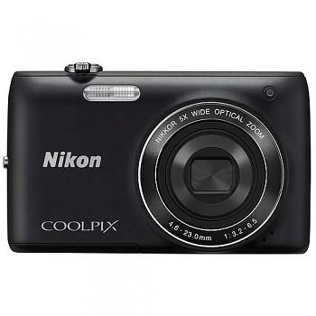 Nikon Coolpix S4150 černý