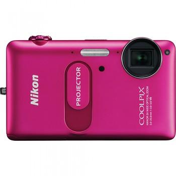 Nikon Coolpix S1200pj růžový