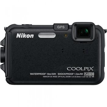 Nikon Coolpix AW100 černý