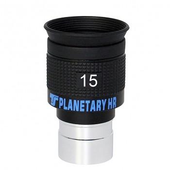 Okulár TS HR PLANETARY 15mm 1,25'' 60°