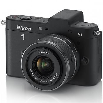 Nikon 1 V1 + 10-30 VR černý
