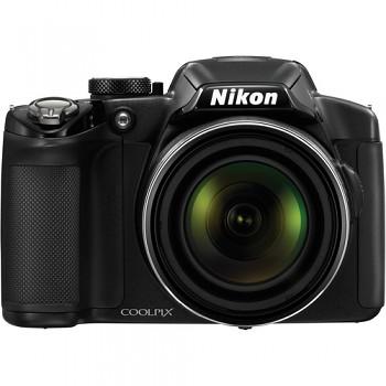 Nikon Coolpix P510 stříbrný