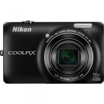 Nikon Coolpix S6300 černý