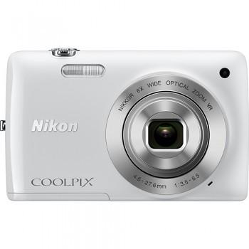 Nikon Coolpix S4300 bílý