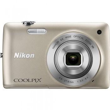 Nikon Coolpix S4300 stříbrný
