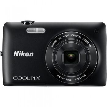 Nikon Coolpix S4300 černý