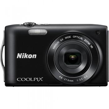 Nikon Coolpix S3300 černý