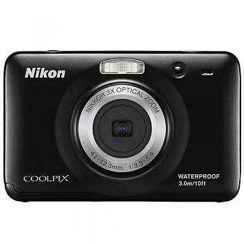 Nikon Coolpix S30 černý