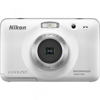 Nikon Coolpix S30 bílý