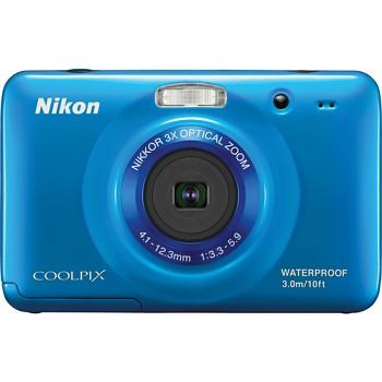 Nikon Coolpix S30 modrý