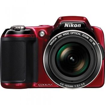 Nikon Coolpix L810 červený