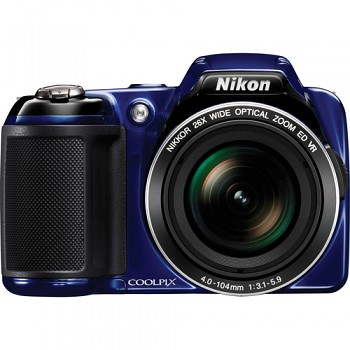 Nikon Coolpix L810 modrý