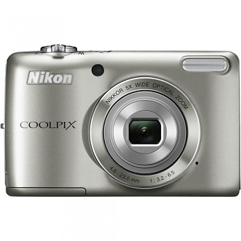 Nikon Coolpix L26 stříbrný