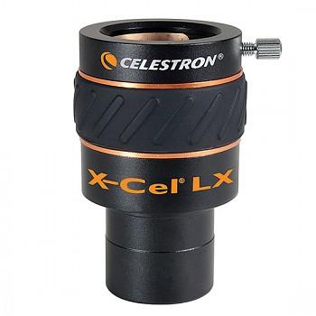 Celestron X-Cel LX 2x Barlow Lens 1.25'' 93529