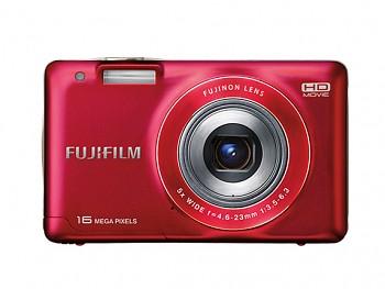 Fujifilm FinePix JX500 červený