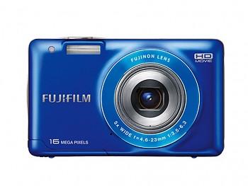 Fujifilm FinePix JX500 modrý