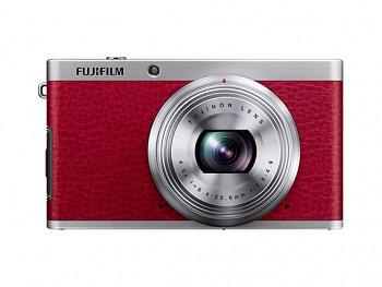 FUJIFILM XF1 červený + originální pouzdro