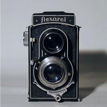 Flexaret IV + brašna
