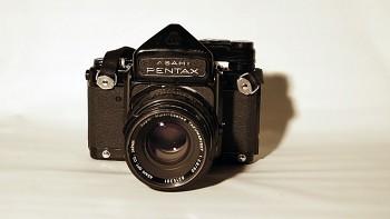 Pentax 6x7 + Takumar 90/2.8