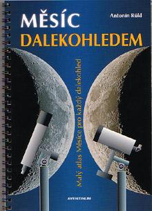Antonín Rükl - Měsíc dalekohledem